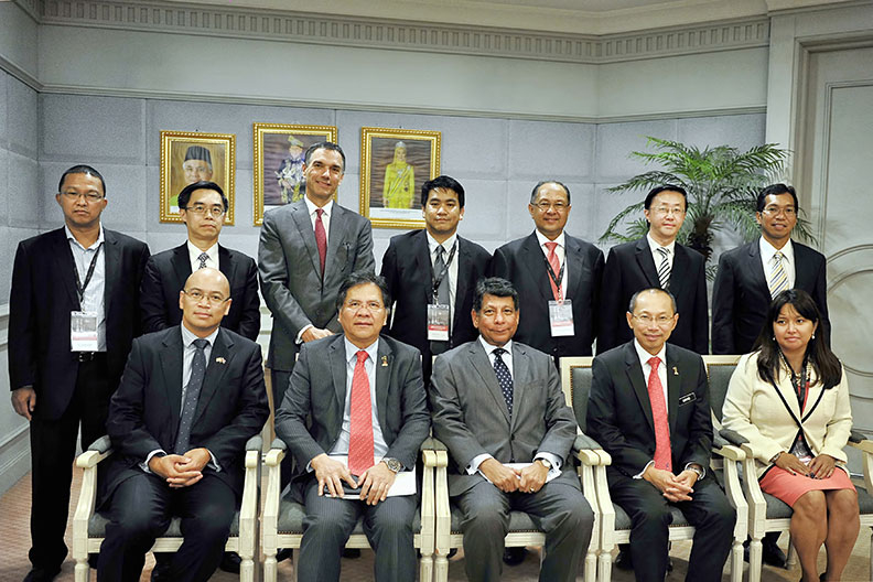 Dialogue With Cabinet Miniesters