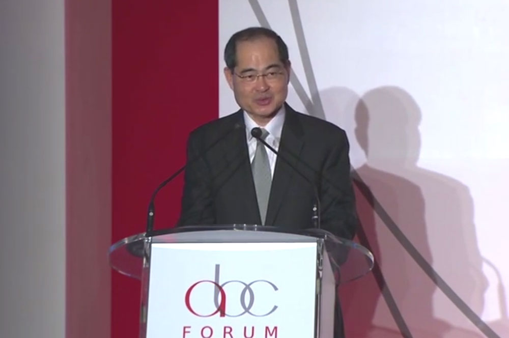 Opening Address By Guest Of Honour: The Hon. Lim Hng Kiang, Minister For Trade And Industry, Republic Of Singapore ASEAN Going Global: What Is ASEAN's Game Changer