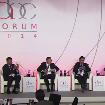 Plenary Session 6- Roundtable Summation 02 Pushpanathan Sundram, Managing Director of EAS & Principal Advisor to AFBA Hendro Harijogi Poedjono, Director, Public Affairs and Regulatory Affairs, AMEA, Frieslandcampina Alex Newbigging, Group Managing Director, Jardine Cycle & Carriage Ltd. Yeap Swee Chuan, President & CEO, AAPICO Tan Sri Shahril Shamsudin, President & Group CEO, SapuraKencana Petroleum Tan Sri Dr. Munir Majid, Chairman, CIMB ASEAN Research Institute