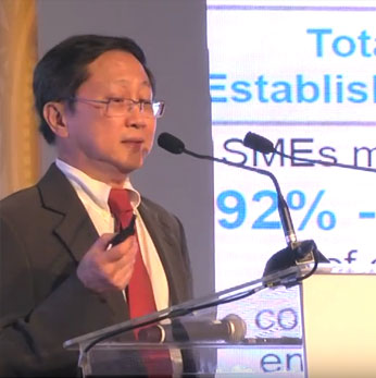 ASEAN Business Club Forum 2015 – Presentation 2 by Dr. Raymond Kwong, Silverlake Axis