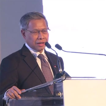 ASEAN Business Club Forum 2015 Keynote Address by The Hon Dato Sri Mustapa Mohamed