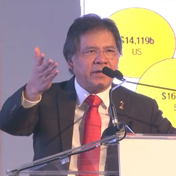 ASEAN Business Club Forum 2015 Special Address By YB Senator Dato Sri Idris Jala