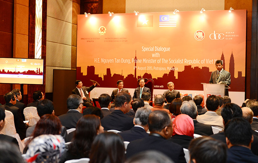 Special dialogue with H.E. Nguyen Tan Dung, Prime Minister of Vietnam