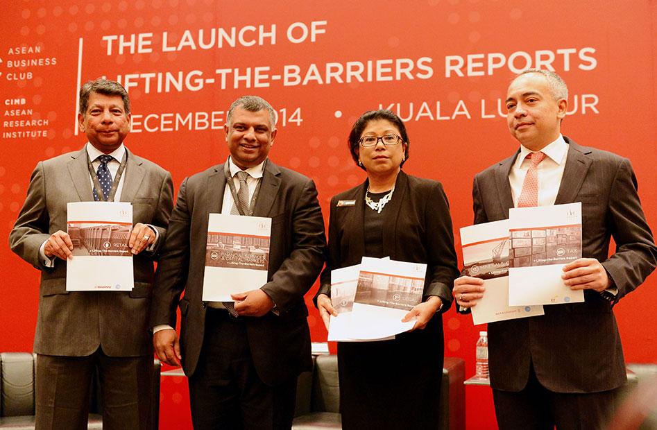 Launch of LTBI 2014