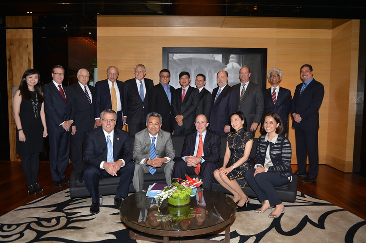 US-ASEAN Business Council CEOs' Dialogue