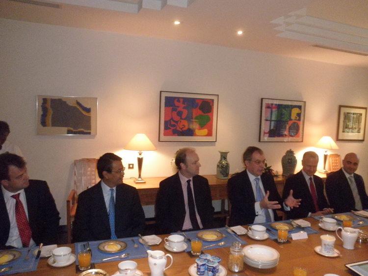 HCPC Breakfast Roundtable