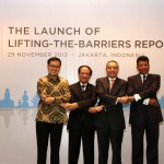 Launch of Lifting-The-Barriers Reports