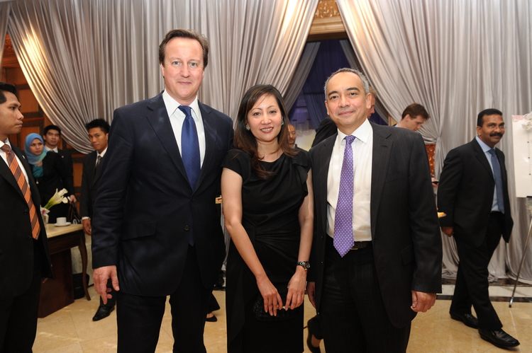 Dinner In Honour of The Hon. David Cameron