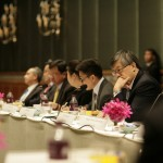 Delegation to Bangkok 2012