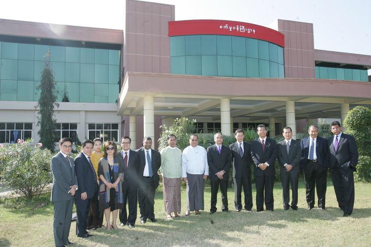 Delegation to Myanmar