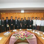 Delegation to Myanmar