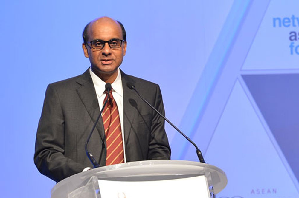 Speech by Mr Tharman Shanmugaratnam, Deputy Prime Minister & Minister for Finance at the Opening of the Inaugural Network ASEAN Forum