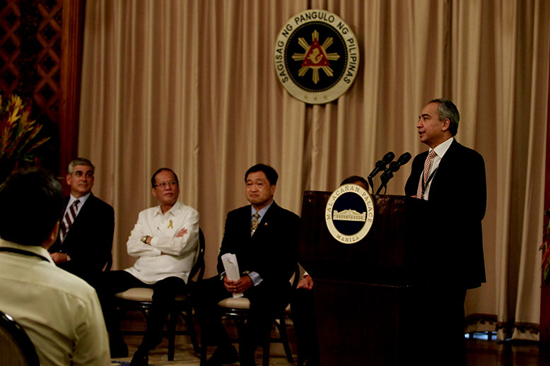 ABC Delegation to Manila, Philippines