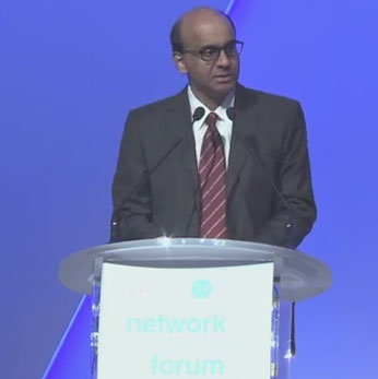 Speech by Hon. Tharman Shanmugaratnam, Deputy Prime Minister & Minister for Finance at the Opening of the Inaugural Network ASEAN Forum.