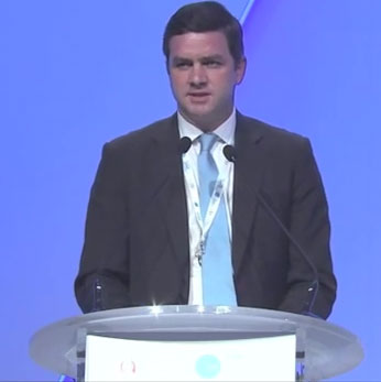 Plenary Session 2 – Speech by Alex Newbigging