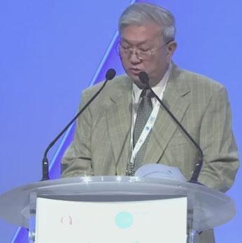 Plenary Session 2 – Speech by David Chin