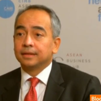 "CIMB Group CEO Nazir Razak discusses how the region will get back to normal. He sits down with Bloomberg's Haslinda Amin on Bloomberg Television's ""First Up."" (Source: Bloomberg)"