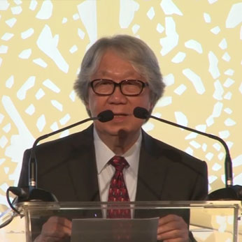 ASEAN Business Club Forum 2015 – H.E. Prof. Tommy Koh