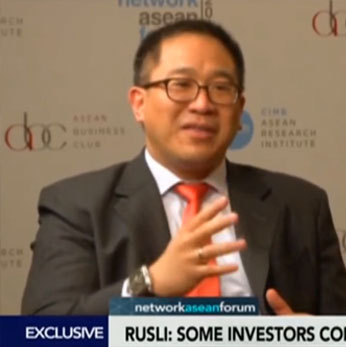 Alexander Rusli, chief executive officer at Indosat Tbk PT, talks about investor confidence in Indonesia, the nation's economy, and Indosat's business outlook