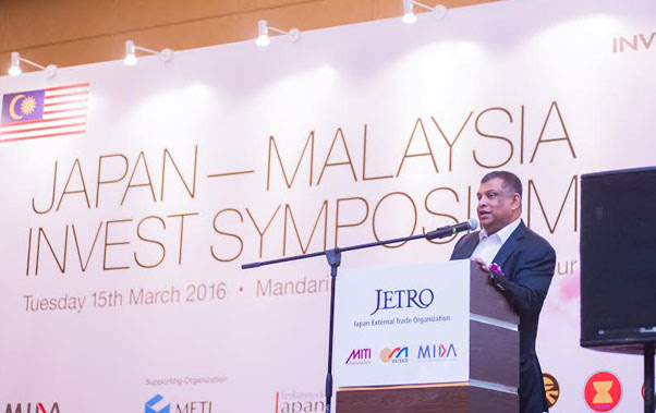 The ASEAN Business Club supported the 'Japan-Malaysia Invest